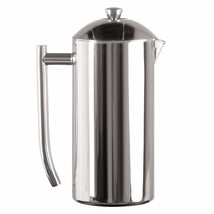 Frieling USA Double Wall Stainless Steel French Press Coffee Maker with ... - £104.97 GBP