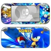 Nintendo Switch Lite Console Vinyl Skin Sticker Decals Sonic the Hedgehog Anime - $9.78