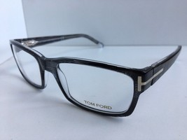 New Tom Ford TF 5013  R92 54mm Rx Rectangular Eyeglasses Frame Italy - $199.99