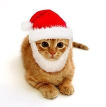 Prymal Comfort Santa Dog Cat Costume Costumes Supplies Pet - $346,18 MXN