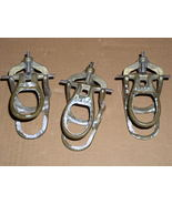 Apex Dental Articulators Brass Lot Of 3 Vintage Used - $19.99