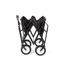 Garden Beautification Tool Collapsible Outdoor Utility Wagon Cart in Ca... - $91.99