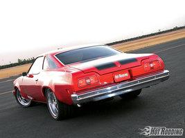 1974 Chevrolet Chevelle Malibu rear | 24 X 36 inch poster  - $18.99