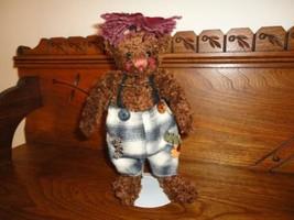 Ganz Cottage Collectibles SCRATCHY Bear Artist Lorraine Chien 1999 - $124.69