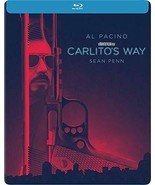 Carlito's Way Al-Pacino Steelbook - Blu Ray  brand New factory sealed - $19.81