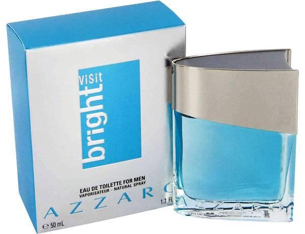 Azzaro bright visit 1.7 oz cologne