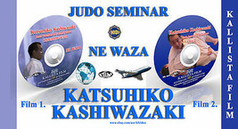 Judo. K. Kashivazaki.Seminar for trainers and experts.Movie 1-2. - $9.00