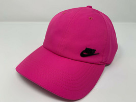 NEW! NIKE Adult Unisex Heritage86 Adjustable Cap/Hat-Pink 942212-623 - $52.35