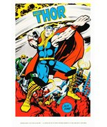 Marvelmania THOR 24 x 36 Reproduction Character Poster - Superhero Stan Lee - $45.00