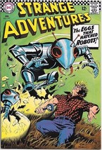 Strange Adventures Comic Book #197 DC Comics 1967 VERY FINE- - $29.91