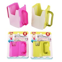 Adjustable Baby Children Universal Juice Pouch Milk Box Holder Cup Self ... - $8.99