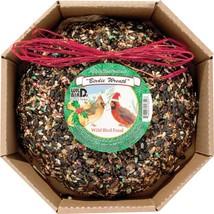 Pine Tree Farms Holiday Birdie Wreath 2.25 Lb 748884013517 - $33.35