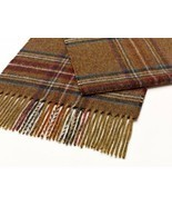 Otley Olive Merino Lambswool Scarf - £22.78 GBP