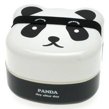 Kotobuki 280-129 2-Tiered Bento Box, Panda Face - $17.30