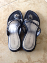 Marc Fisher Woman's Sandals Size 6M beautiful condition - $39.99