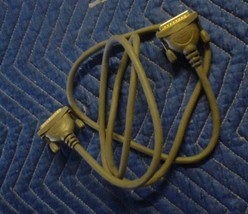 Belkin F2A047-06 25 pin Male/Male 6' PC Cable - $5.94