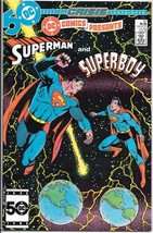 DC Comics Presents Comic Book #87 Superman DC Comics 1985 NEAR MINT NEW ... - $72.48