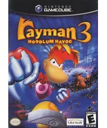 Rayman 3 Hoodlum Havoc Gamecube Great Condition Complete Fast Shipping - $79.93