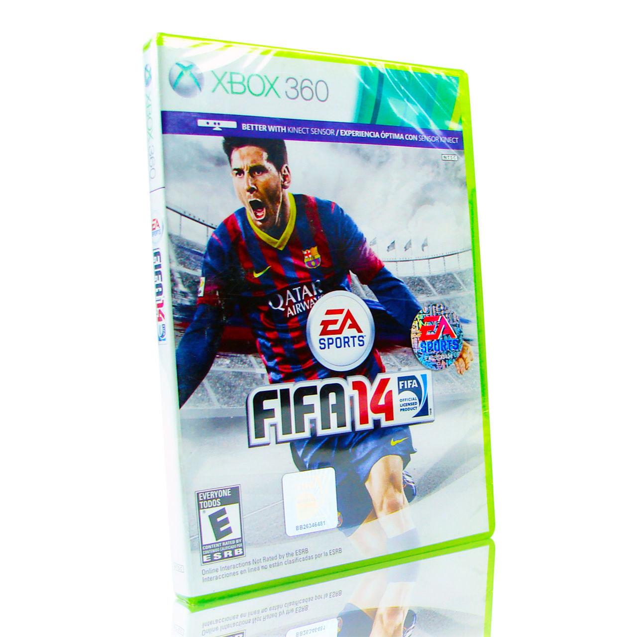 Used, FIFA 14 - Xbox 360 for sale  USA