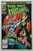 New Mutants Issue #5 in VF/NM Condition 1983 Marvel Comics - $4.46