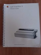 Apple II ImageWriter II Owner's Guide  1986 - $19.63