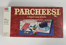 Vtg Parcheesi A Royal Game of India 1989 Edition Excellent Condition Com... - $9.49