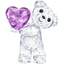 Authentic Swarovski Kris Bear - Take My Heart - Crystal Figurine - $92.57