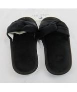 Women Slippers Charter Club Women's Twisted Open Toe Slippers Sz XS 3-4 - $12.99