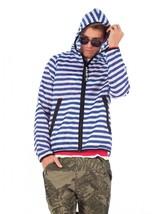 G-Star RAW Street Hooded Gym-Bag Jacket, Bright Bazooka BNWT $150 - $79.75