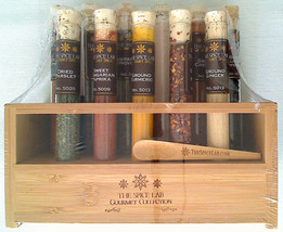 [NEW] The Spice Lab Gourmet Collection (kitchen cooking) - $59.95