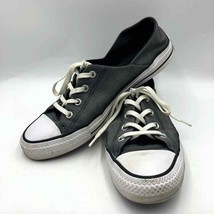 Converse All Star Women's Gray Size 9 Sneakers Shoes Lace Up - $29.98