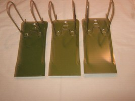 Rx, Pharmacy, Prescription Metal Filing Holders, Lot of 3 image 2