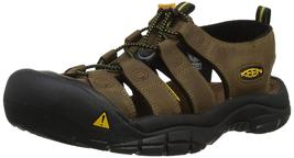 KEEN Men's Newport Sandal Bison 12 M US - $134.49 CAD