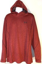 UNDER ARMOUR MEN'S BURGUNDY PULLOVER HOODIE Sz 3XL, #1319962-600 - $59.99