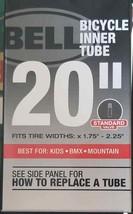 """Bell 20"""" Universal Inner Tube, Width Fit Range 1.75"""" to 2.125"""" Black (LOC 401-52 - $9.04"""