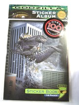 Vintage Godzilla Sticker Album 1998 Mello Smello  NIP - $49.99