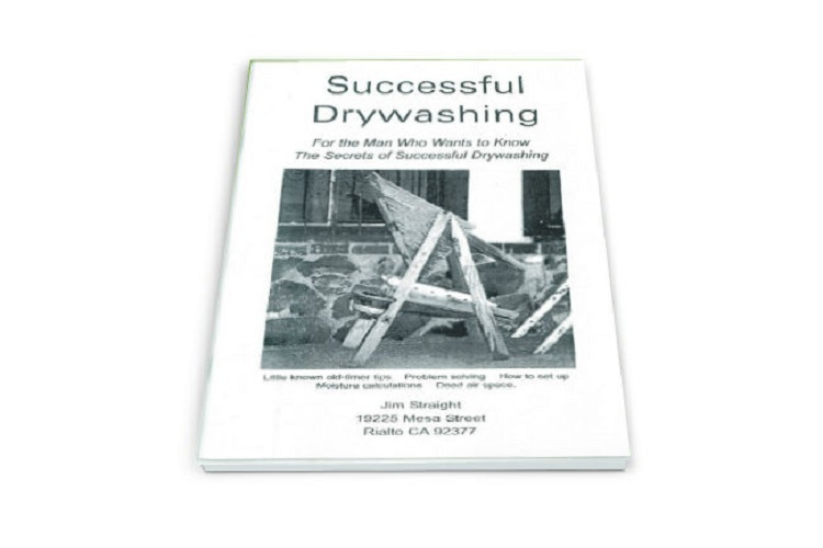 3d successful drywashing