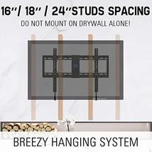 Mounting Dream TV Wall Mount TV Bracket with Leveling Design for 37-70 inch TVs, image 4