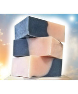 Haunted DETOX SOAP 27X CHARCOAL & ROSE HALT RID NEGATIVITY MAGICK Witch ... - $44.51 CAD
