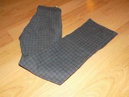 Size 12 OshKosh B'Gosh Gray Corduroy Houndstooth Print Pants Jeans New - $15.00