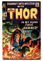 Journey Into Mystery #120 Silver Age Marvel Thor Jack Kirby Vg - $37.83
