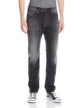 Diesel Men's Designer Regular Slim Tapered Buster Denim Jeans 0669F_Stretch