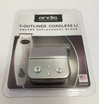 Andis Cordless T-Outliner® Li Replacement Square Blade #04545 - $21.77