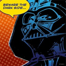144pcs STAR WARS Darth Vader Puzzle+Panel Set. - $20.04