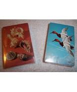 2 NEW Vintage Card Decks U.S. Playing Card Company Shells + Harry Megarg... - $10.84