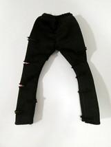 MONSTER HIGH DOLL CLOTHES ORIGINAL 1ST WAVE 1 TORALEI STRIPE BLACK PANTS... - $5.50