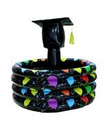Graduation Hat Inflatable Cooler Party Supplies by FUN EXPRESS - $25.44