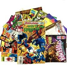 12 Spider-Man Comic Book Lot VF NM Marvel Venom Carnage Morbius Ultimate... - $19.75