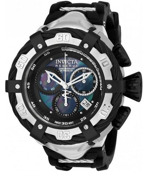 Invicta herrenuhr bolt jellyfish diamond chrono 21365