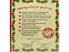 Creative Dies, Merry Christmas Die and Stamp image 2